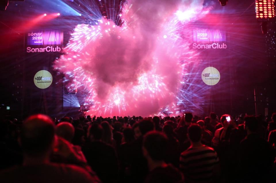 Sónar İstanbul 2020 programından ilk isimler açıklandı
